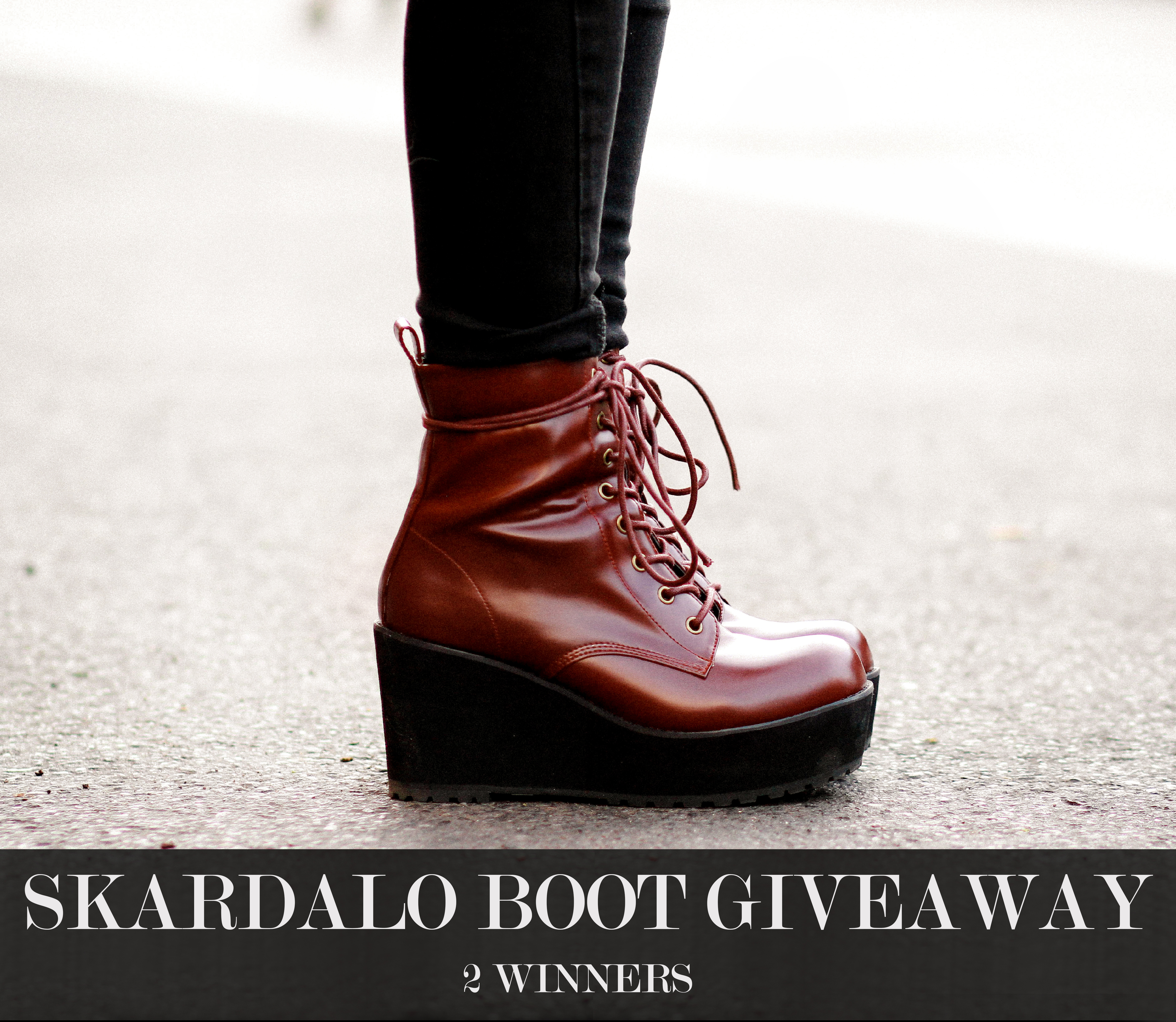 One of my all-time favorite shoes are these Skardalo boots from Shelly's  London, I've been wearing them infinite times so I'm super excited to  giveaway a ...