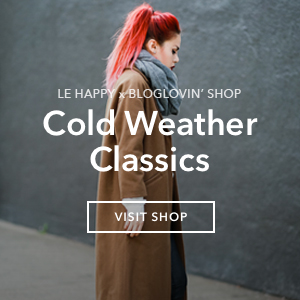 bloglovin shop