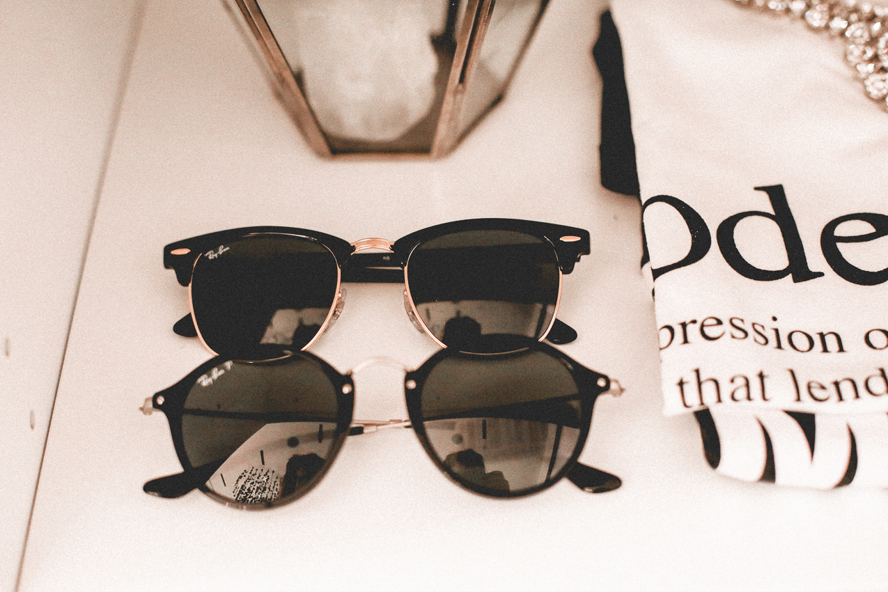 Le Happy Holiday gifting with Sunglass Hut