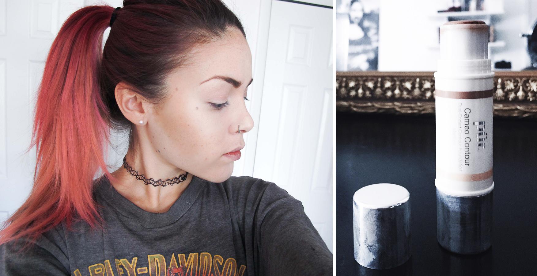Le Happy quick make up tutorial