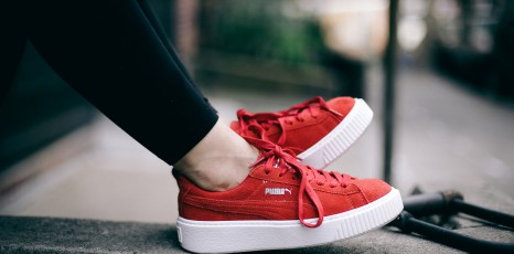 2 WAYS TO WEAR THE NEW PUMA SUEDE