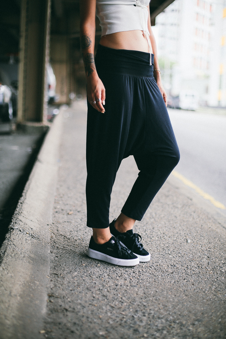 puma basket classic outfit