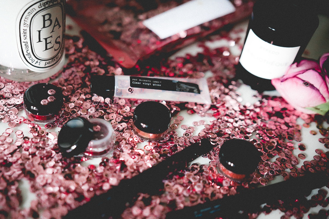 Pat  McGrath Lust 004 lipstick kit