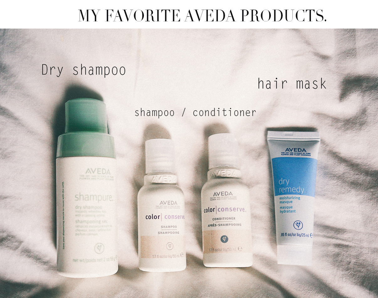 LE HAPPY X AVEDA BOX